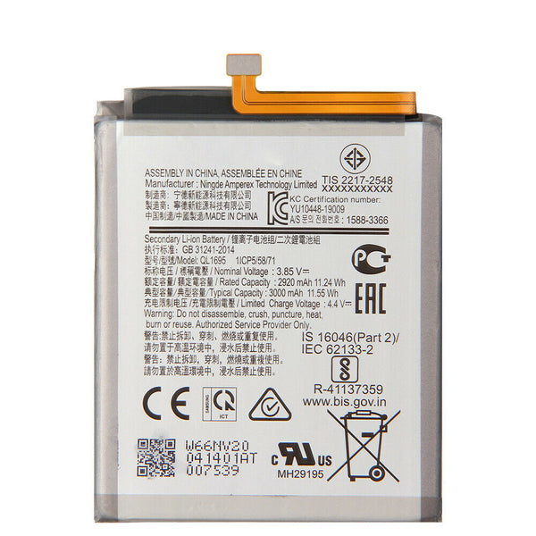 STEC Premium Battery For Samsung Galaxy A01