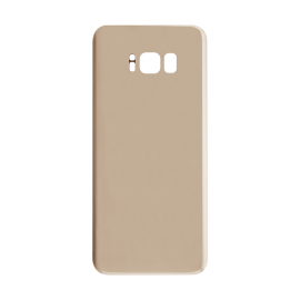 Samsung Galaxy S8 Plus Back Glass With Adhesive (Gold)