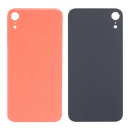 iPhone XR Replacement Back Glass with Wide Camera Lens Hole (Coral) (4169026895936)