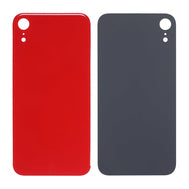 iPhone XR Replacement Back Glass with Wide Camera Lens Hole (Red) (4169024929856)