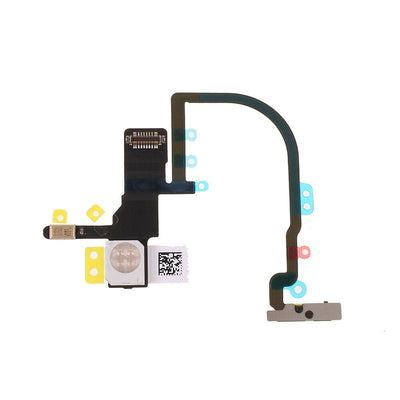 iPhone XS Max Power Button, Mic, Camera Flash LED Flex Cable (4168462991424)