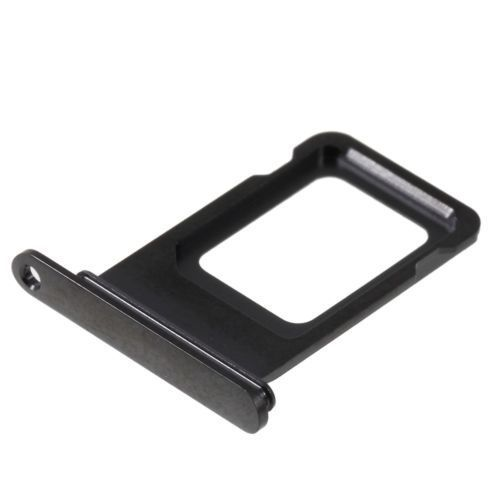 iPhone X Sim Tray (Black) (4168326283328)