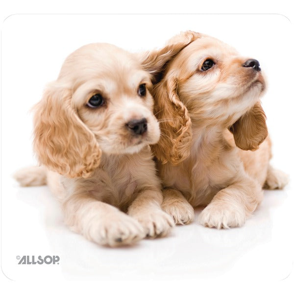 Allsop 30183 NatureSmart Mouse Pad (Puppies)