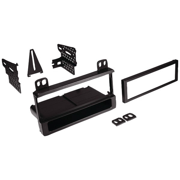 Best Kits and Harnesses BKFMK550 In-Dash Installation Kit (Ford-Lincoln-Mercury 1995-2012 Single-DIN with Pocket)