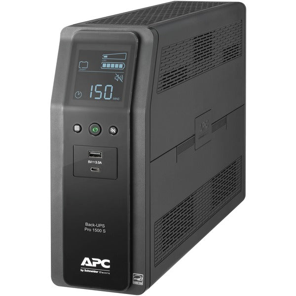APC BR1500MS BR1500MS 10-Outlet Back-UPS Pro