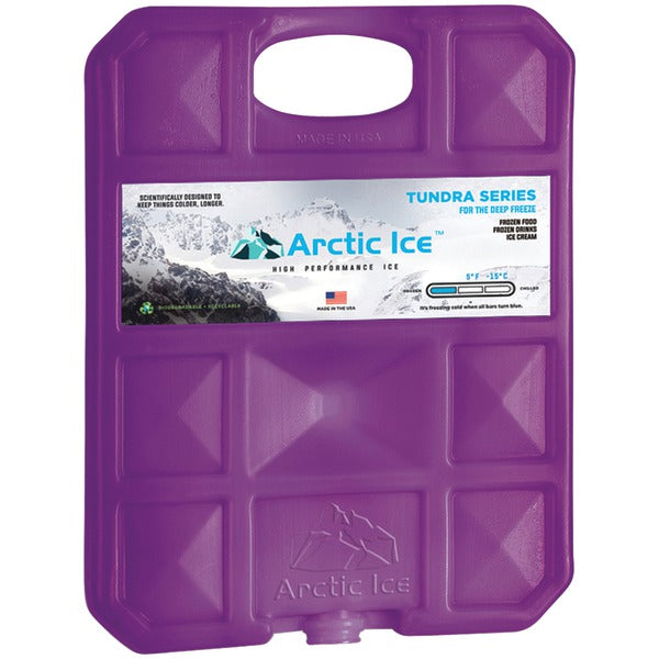 Arctic Ice 1205 Tundra Series Freezer Pack (2.5 lbs)