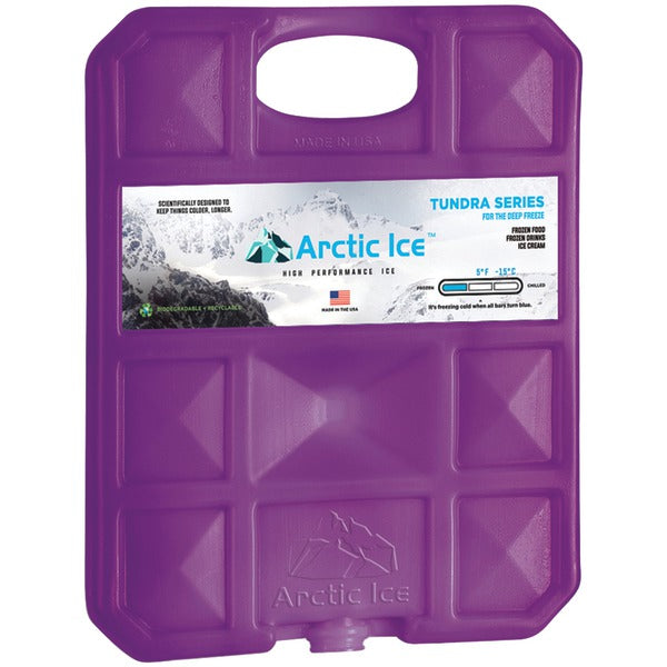Arctic Ice 1207 Tundra Series Freezer Pack (5lbs)