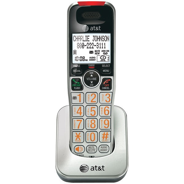 AT&T ATCRL30102 DECT 6.0 Accessory Handset with Caller ID-Call Waiting for CRL32102