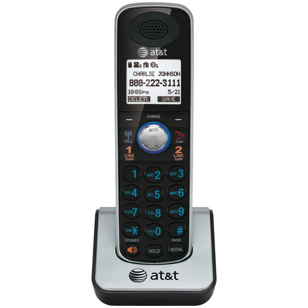 AT&T TL86009 DECT 6.0 Accessory Handset with Caller ID-Call Waiting for TL86109