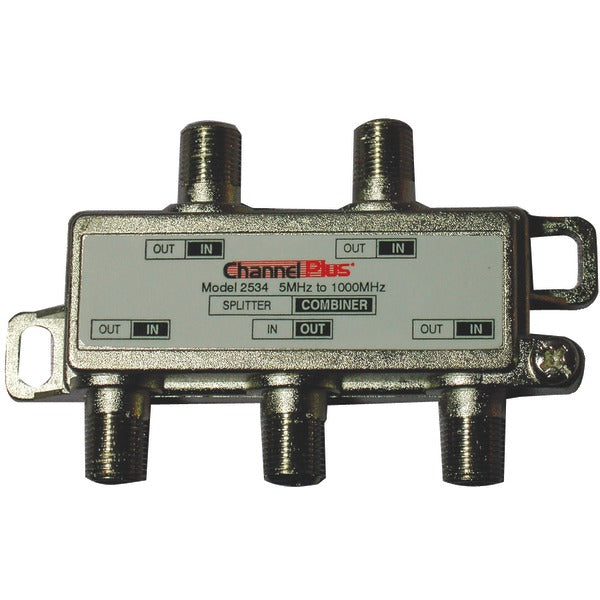 ChannelPlus 2534 Splitter-Combiner (4 way)