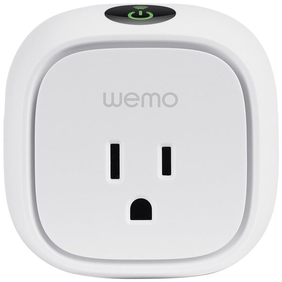 Wemo F7C029FC Insight Smart Plug