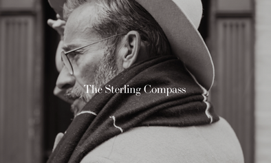 The Sterling Compass Circumvents the World, Giving Positive Lifestyle Direction