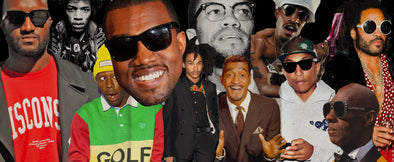 The Top 20 Essential Black Male Fashion Icons Ever : A Timeline