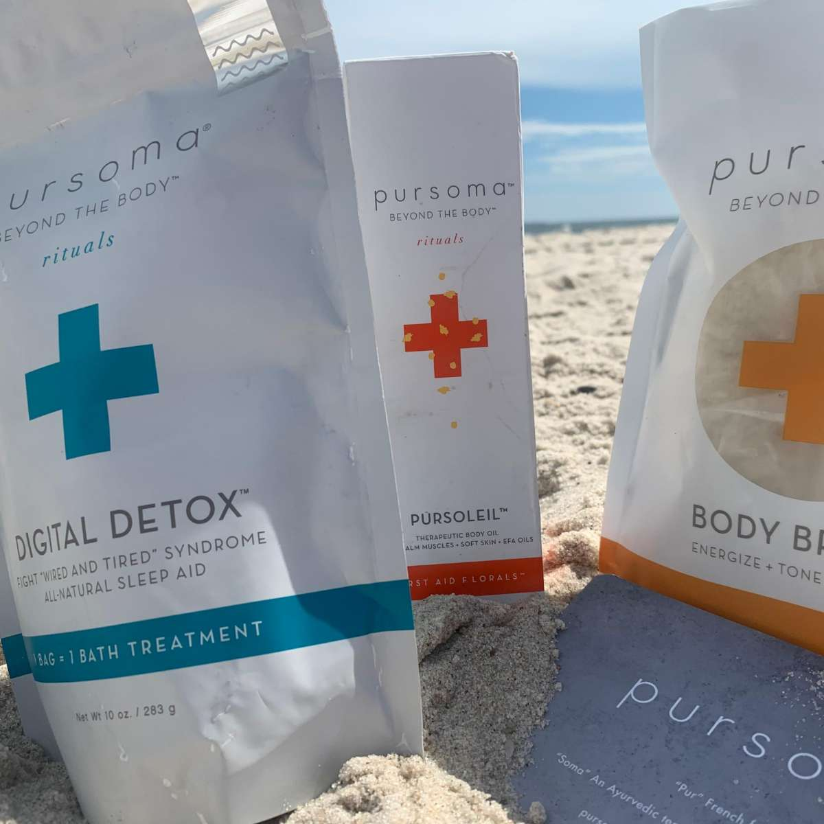 Check out these amazing beauty products by Pursoma Photo