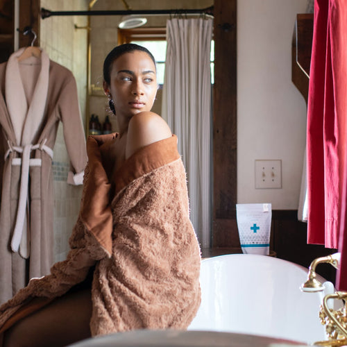 Shellystyles: Bath Rituals with Pursoma