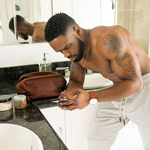 klarity: Men's grooming essentials