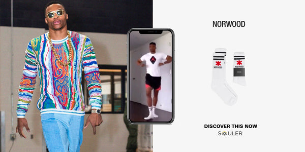 russell westbrook style fashion Russell Westbrook streetwear norwood chapters ali saint q