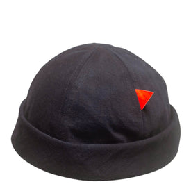 Black Denim CrewCap [OG]