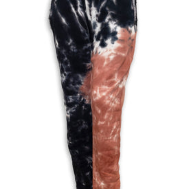 Taylor Sweatpants / Pink Salt Tie Dye