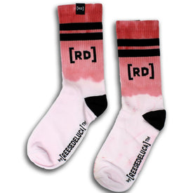Brooklyn Dip Socks / Rose Quartz