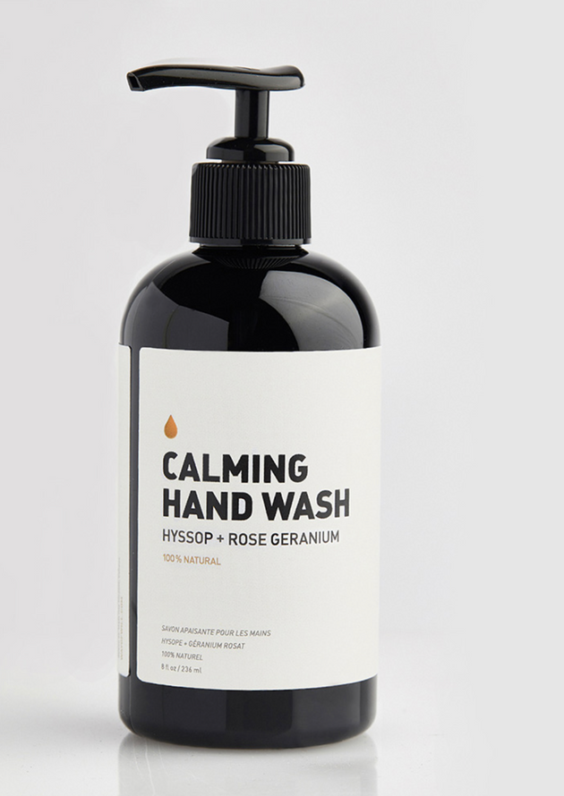 CALMING ESSENTIAL OIL HAND WASH