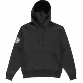 SOFTEST HOODIE EVER ESSENTIALS BLACK