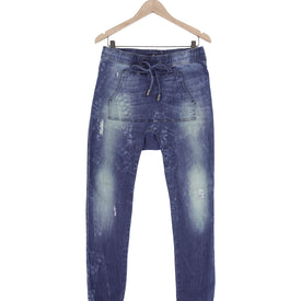 Jasper kangaroo jeans in million dollar man blue