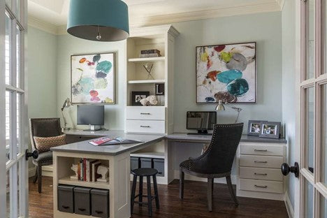 Home Office for working from home great design ideas