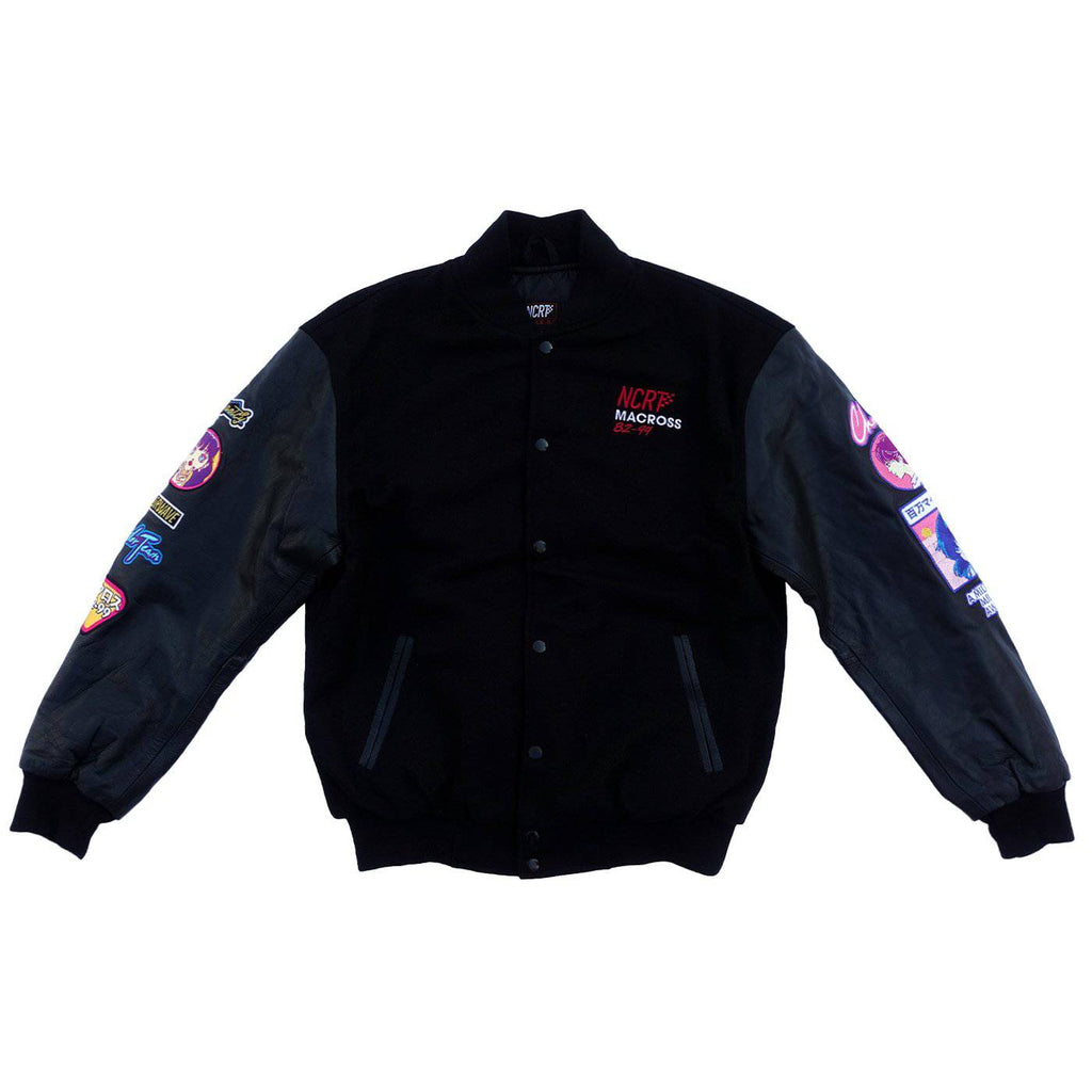Macross 82-99 Wool Varsity Jacket - NCRT