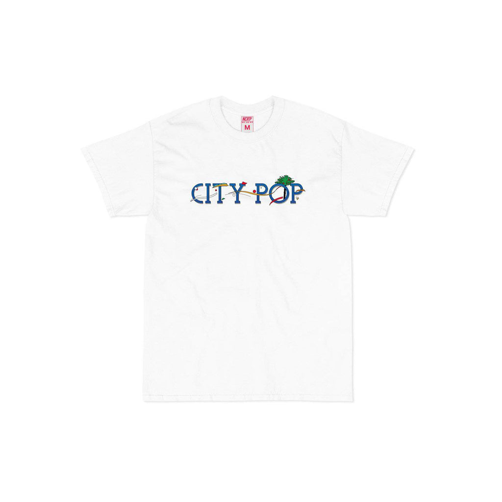 City Pop For You T-Shirt - NCRT