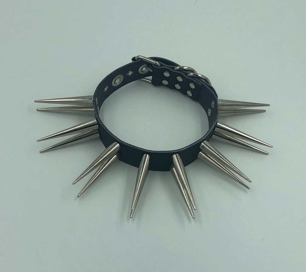 Spiked Out OG Collar