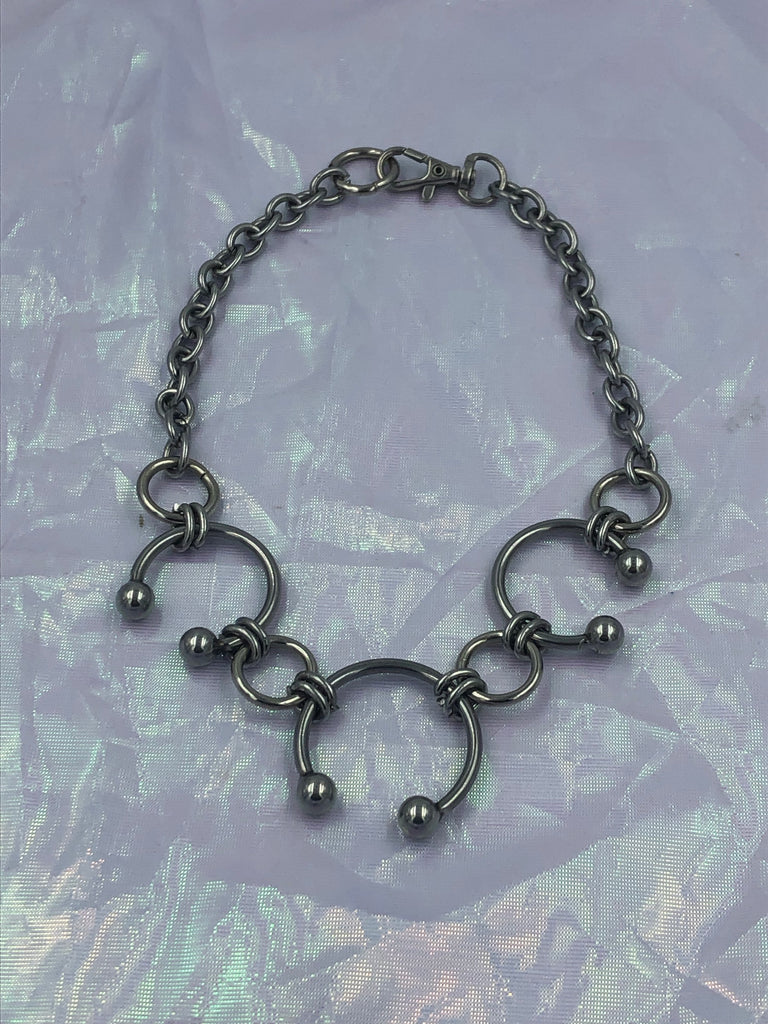 Horseshoe Steel Og Choker