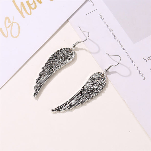 Angelica Wing Earrings