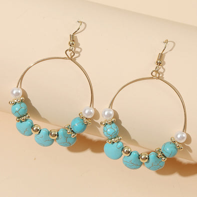 Taryn Turquoise Earrings