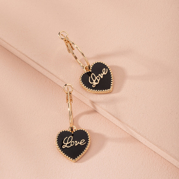 Addilyn Love Earrings