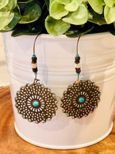 India Dangle Earrings