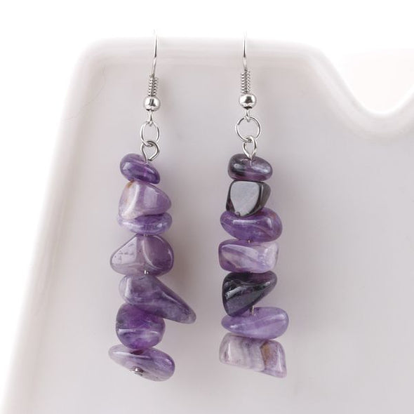 Serenity Stone Earrings
