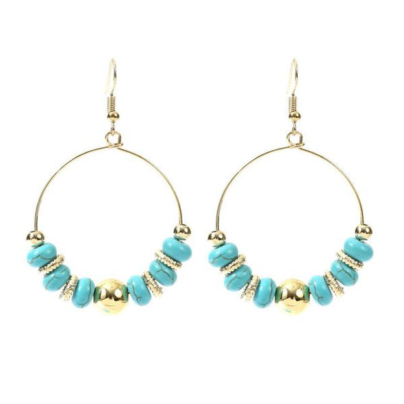 Tori Turquoise Earrings