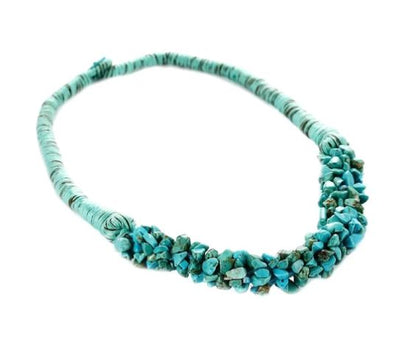 Tallulah Turquoise Necklace