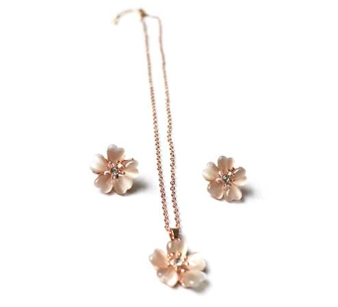 Juniper Rose Gold Set