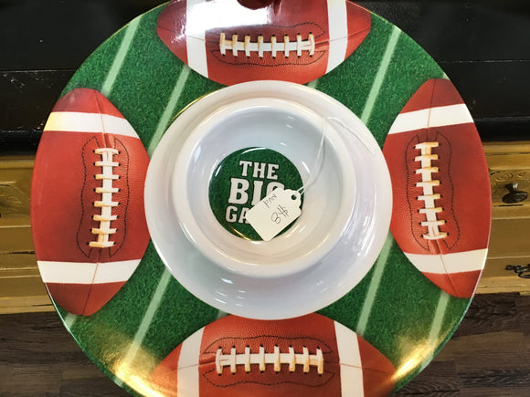 The big game serving tray