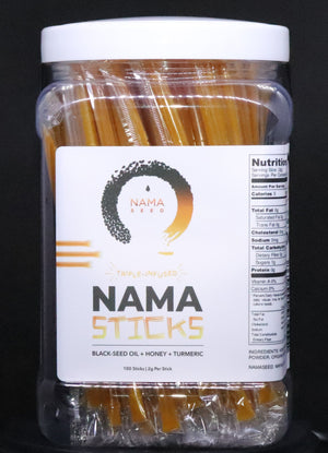 NAMA STICKS 100 PACK CONTAINER