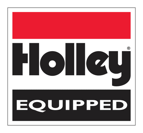 Holley-equipped