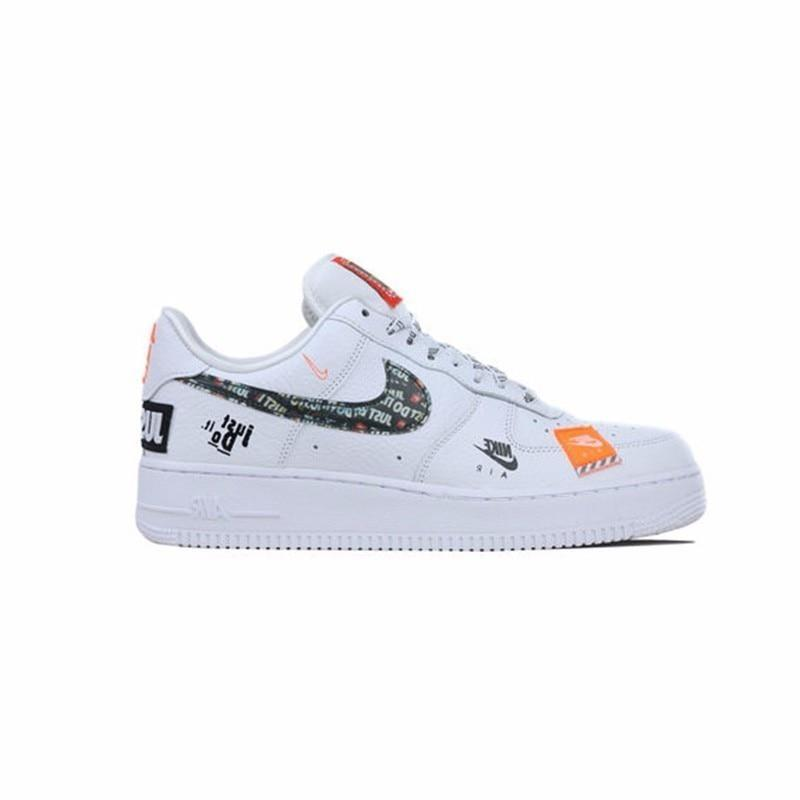 Nike Air Force 1 '07 Just Do It Men's Skateboarding Shoes