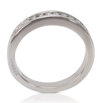 BRAND NEW Diamond Wedding Band in 14k White Gold (0.25 CTW)