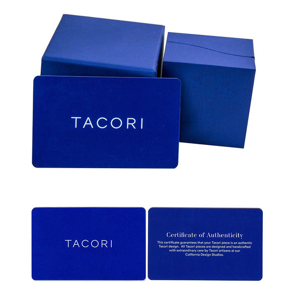 Brand New Tacori Engagement Ring Setting in Platinum HT 2326 SOL (1.02 CTW)