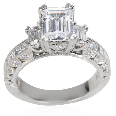 BRAND NEW Tacori Engagement Ring Setting in Platinum (1.15 CTW)