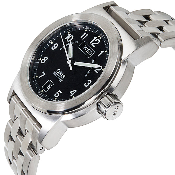 Oris BC 3 7500 Men's Watch in Stainless Steel