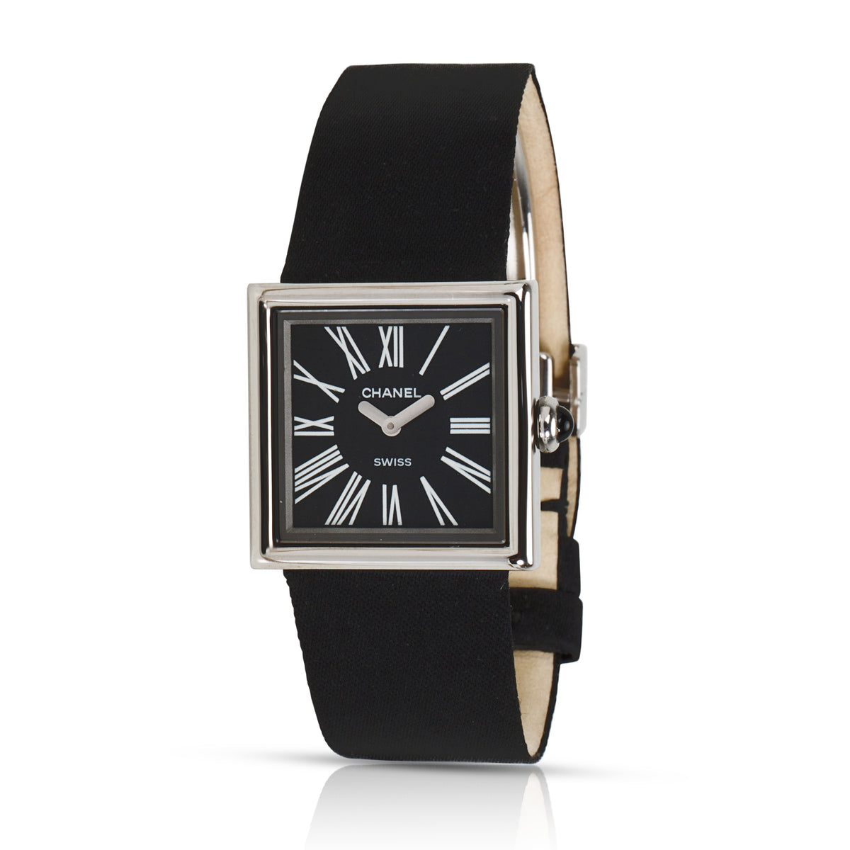 Chanel Acier Square Women's Watch in Stainless Steel