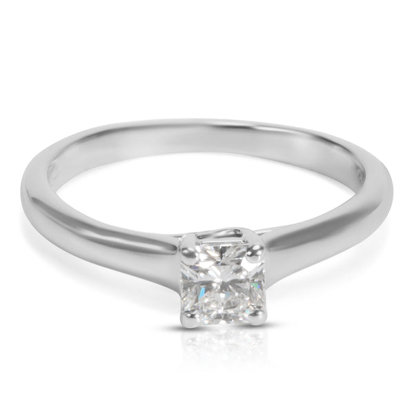 Tiffany & Co. Lucida Diamond Engagement Ring in Platinum (0.32 CTW)
